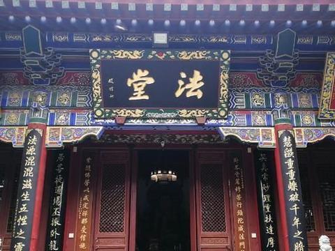 """西安""""戒律森严""""寺庙,实行现代制度管理,免费开放不允许化缘"""