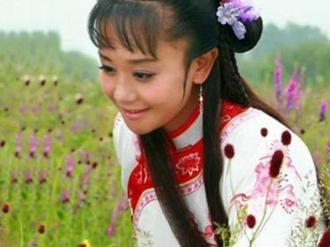 """时隔9年""""最丑紫薇""""海陆再演清宫剧,如今逆袭成功,美到认不出"""