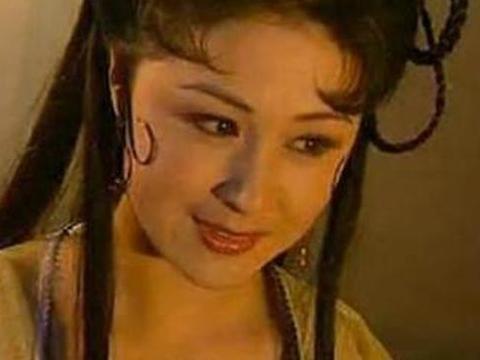 你还记得《西游记后传》里的马雅舒饰演的白莲花吗?