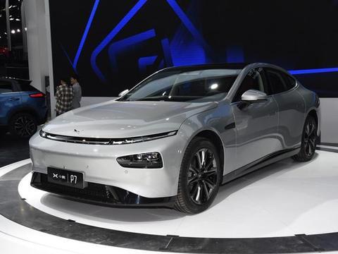 小鹏汽车P7订单量已超过15000个,将于第二季度上市
