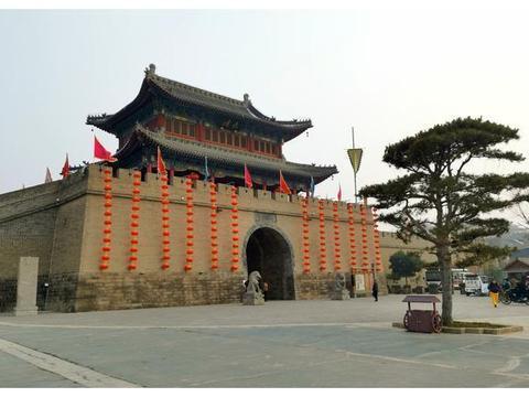 游览河南唯一的县级国家历史文化名城——浚县古城