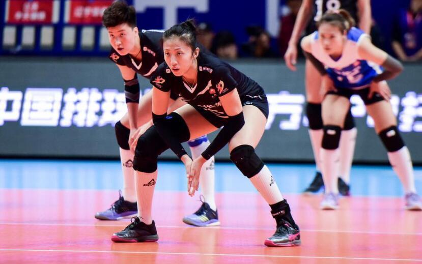女排二传位置三名新人抢镜,2020年她们有望入选国家队,未来可期