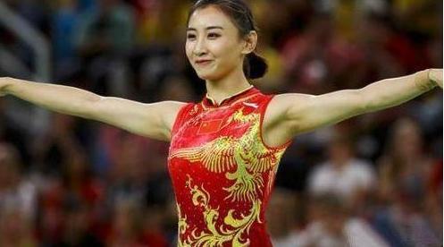 她是最美奥运冠军,退役代言内衣被吐槽,依然是很多人的女神