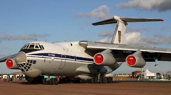 乌克兰还有家底,超过60架伊尔-76闲置吃灰?有可能要清仓处理