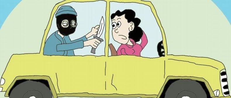 蒙面抢劫女司机?还是在闹市区!专案组民警佯装维修人员敲开嫌疑人的家门……