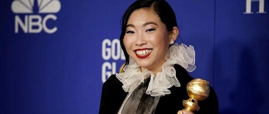 这部美国电影拍了一个中国家庭,亚裔女主就此登顶影后,但…