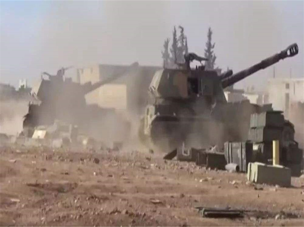战斗进入白热化,叙老虎师遭自爆卡车重创,俄军特种部队深入敌后