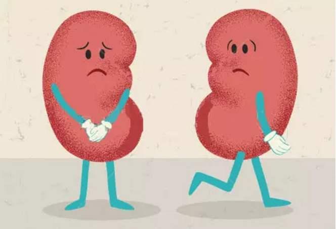 肾脏不好,身体会这样抗议,5种易伤肾的习惯就要避免了