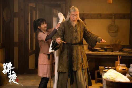 《将夜2》最期待的演员,依然是金士杰和倪大红