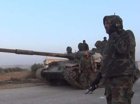 最终一战!叛军发起绝地反击,平民死伤惨重,叙利亚报复重炮猛轰