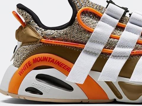时尚机能的代表!白山 x adidas联名新鞋下周登场