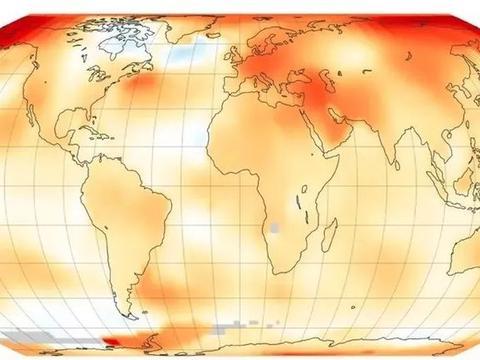 连续420个月超平均温度,二氧化碳浓度直指420ppm