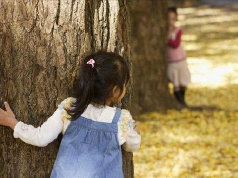 为啥全世界的小孩都爱玩捉迷藏?其实,这也是孩子成长的一种方式