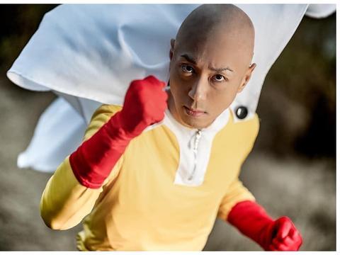 TVB绿叶模仿一拳超人,入行多年终演男一号,曾暗恋佘诗曼10年