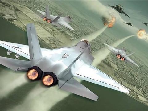 邻国野心暴露,公开国产五代机研发进展,直言要超越歼-20