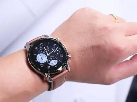 看了华为Watch GT2的颜值和功能后,手上的iWatch瞬间就不香了