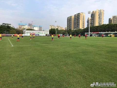 张爽杨昊进球,试训外援建功!西北狼热身赛3-0深圳佳兆业