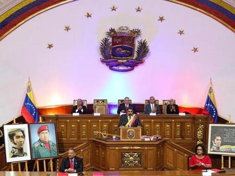马杜罗:要求联合国欧盟非盟观察选举,瓜伊多是口技傀儡