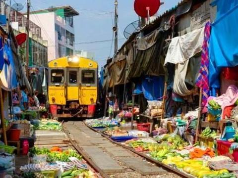泰国游:这5条必访火车旅游路线,是背包客的最爱,一起看看吧!