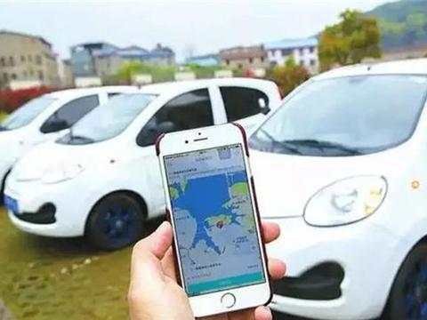 男子盗窃共享汽车,拆掉GPS以为万事大吉