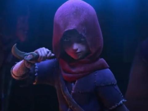 《姜子牙》发布终极预告,九尾妖狐只是棋子