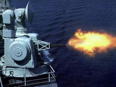 武装分子欲劫持巴铁军舰 被中国造近防炮爆烈横扫:瞬间灰飞烟灭