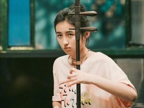 张子枫艺考河南省第一,实力演技令人佩服,吴磊王宝强在线夸奖
