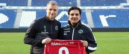 官方:瑞典前锋圭代蒂租借加盟德乙汉诺威,附买断条款