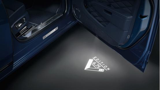 6.75升发动机的告别,宾利慕尚6.75 Edition官图发布