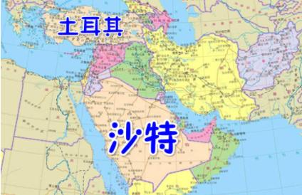 沙特和土耳其为什么一直关系不和,双方之间到底有啥矛盾?