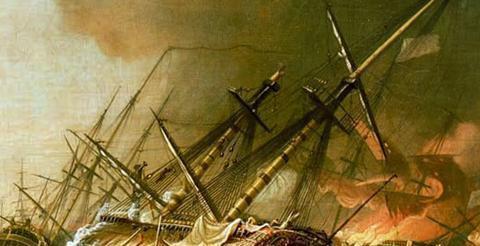 18世纪西方海军舰队,解决木制战舰的船底问题,甲壳动物与蛀船虫