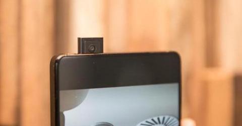 OPPO全新外观专利曝光,星空摄像头让人眼前一亮