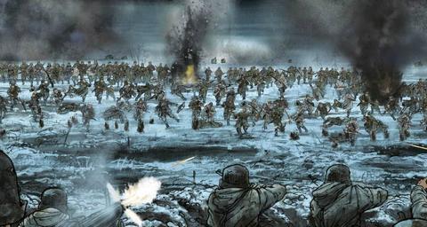 曼施坦因指挥的哈尔科夫反击战,苏军的损失有多严重?
