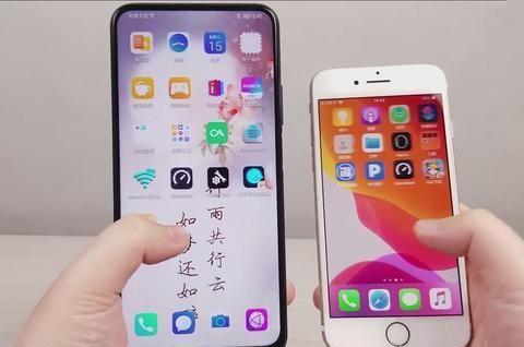 iPhone7升级iOS13,对比EMUI10的荣耀9X,这流畅度简直不敢相信
