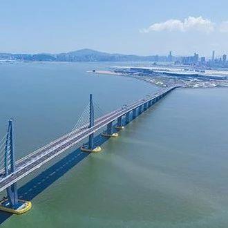 2020,你好   港珠澳大桥建设者深情唱响《我的祖国》