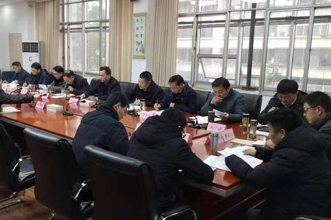 襄阳市樊城区:专题学习传达《药品管理法》《疫苗管理法》