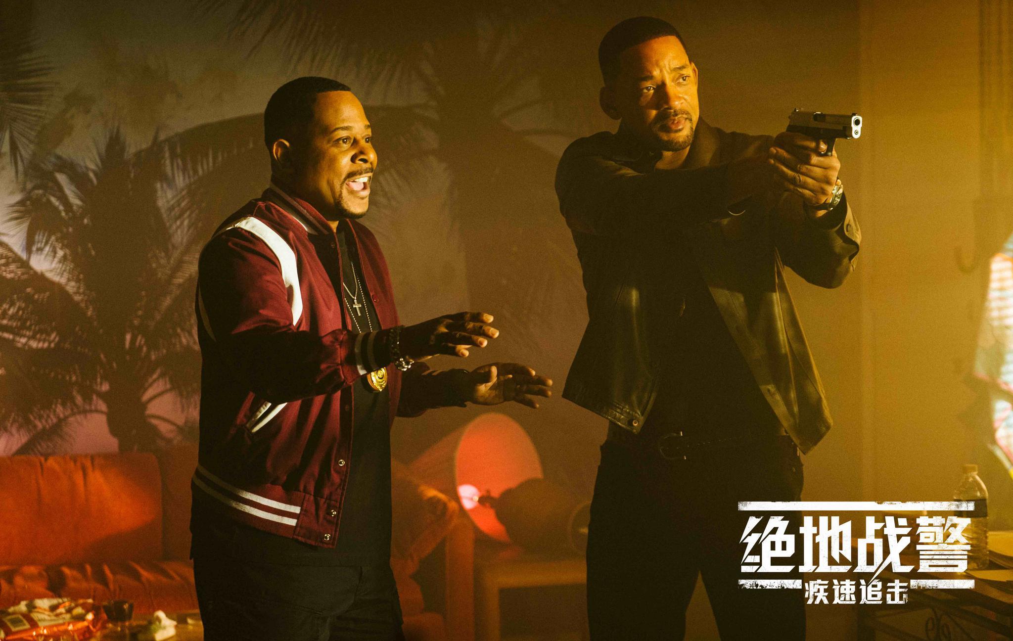 《绝地战警:疾速追击》发布原声大碟 北美上映刷新开画票房记录