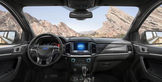 新增2.3T汽油发动机 福特撼路者新版本曝光