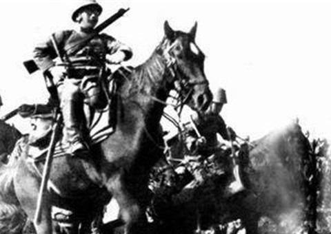 侵华日军骑兵部队战斗力有多强?