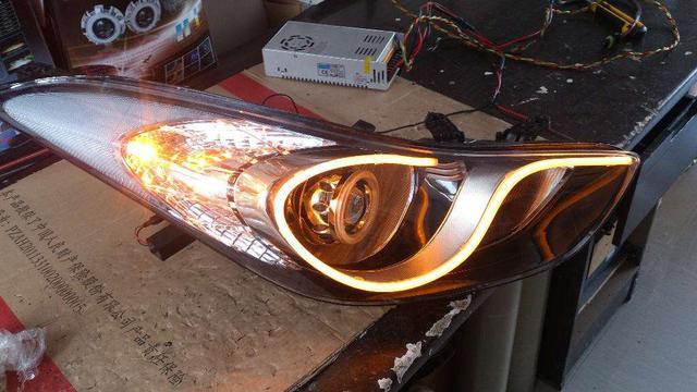 """曾是""""灯厂宠儿""""的氙气大灯,为什么最后还是输给了LED?"""
