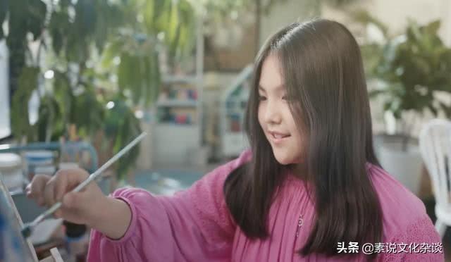 王诗龄晒鼠年新油画:获妈妈李湘的点赞,专业画家却称很一般