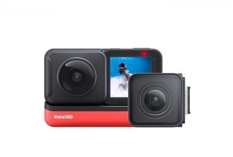 徕卡联名中国制造 能换镜头的运动相机