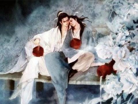 说说古代四个感人的同性爱情故事