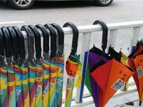 众多共享雨伞被拿走不还,创始人还十分高兴,这是为什么?