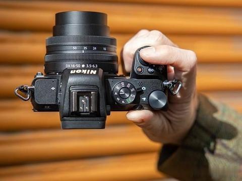 尼康Z50无反相机:用户体验优秀,APS-C画幅入门级产品之光