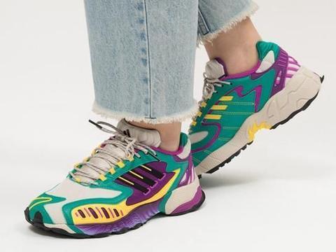 硬核复古鞋adidas Torsion TRDC再出全新配色!这次还是……