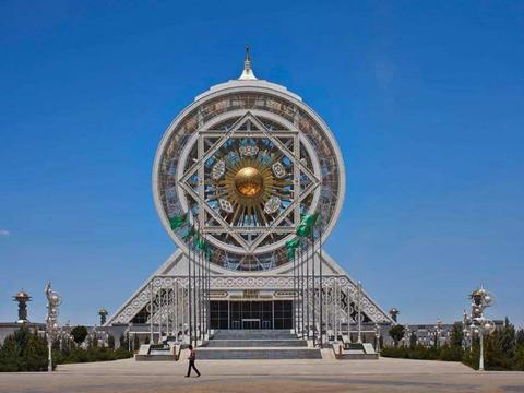 土库曼斯坦,唯一的世界文化遗产,免门票