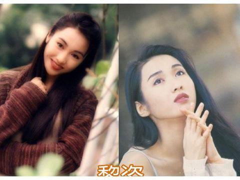 """有种""""百花齐放""""叫港星,黎姿,王祖贤很美,看的蔡少芬:意外了"""