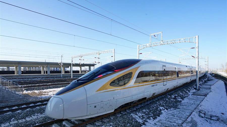 中国发布京张高铁体验视频,引发热议,印度人:求求中国来印度吧