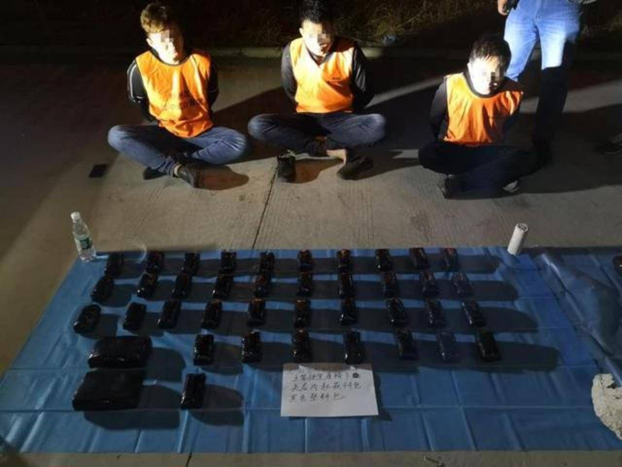 武汉市新洲区批捕一起,特大运输毒品案,涉案毒品30.9公斤